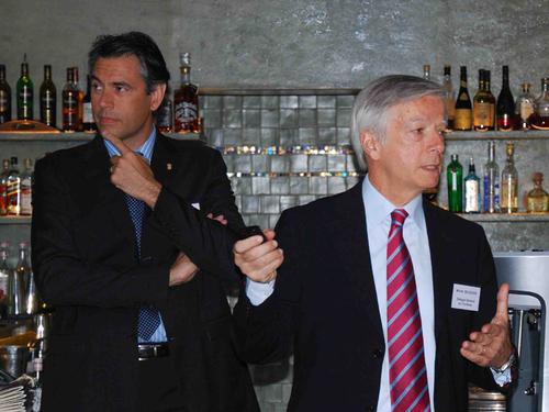 Jean-François Gourdon et Michel Bouquier