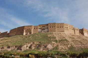 Erbil : la Citadelle © Terre Entière
