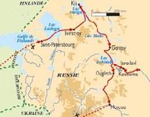 Transtours : ''Au fil des fleuves de Russie'' en promo !