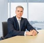 Harald Pinger, directeur financier et président du directoire par intérim de Karstadt