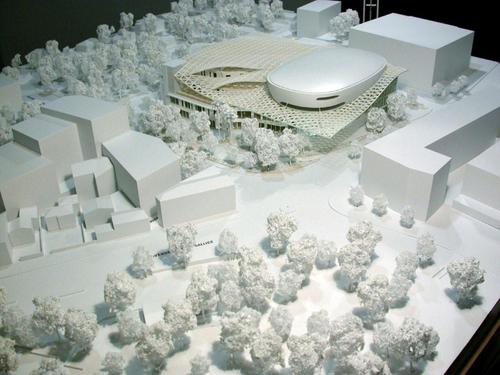 Antibes : un nouveau palais des congrès