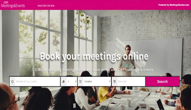MICE : Carlson Wagonlit Travel crée sa plateforme de réservations de salles de réunions