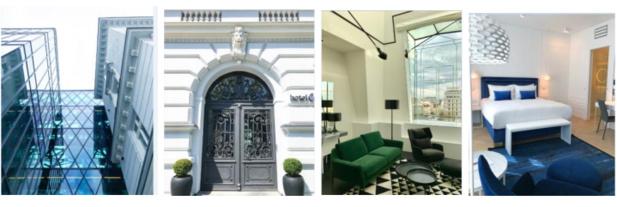 L'Hôtel Indigo Warsaw propose 60 chambres - Photo : IHG