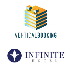Infinite hotel signe avec la plateforme vertical booking for Plateforme reservation hotel