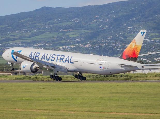 Air Austral volera deux fois par semaine en B777-300 ER entre Marseille et La Réunion - Photo : Air Austral