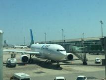 Embarquement pour Los Angeles depuis Barcelon El Prat, jeudi 1er juin dans l'après-midi © PG Tourmag