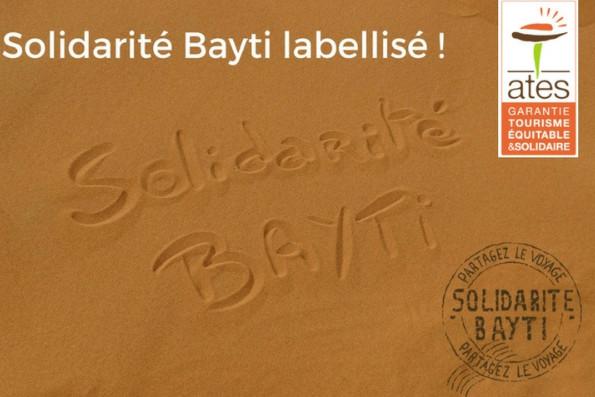 Solidarité Bayti est le nouvel opérateur labellisé par l'Ates - DR : Ates