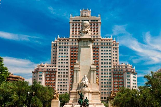 RIU Hotels & Resorts a racheté l'Edificio España - Photo : DR