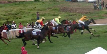 ''Governors Cup'', courue depuis 50 ans dans l'unique Club turfiste du pays