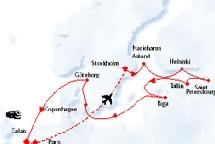 Tapis Rouge : Nuits Blanches en Baltique