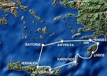 Cruise Club : Croisière en yacht dans les Iles Grecques