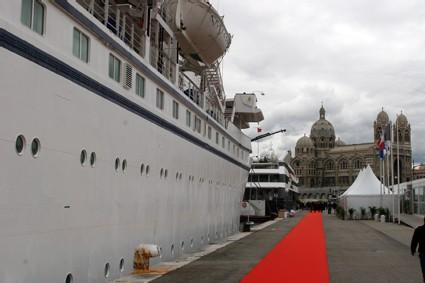 Le Diamant et Le Levant réunis exceptionnellement à Marseille le 16 avril dernier