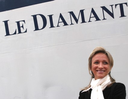 Véronique SAADE, Directrice marketing et développement CMA CGM
