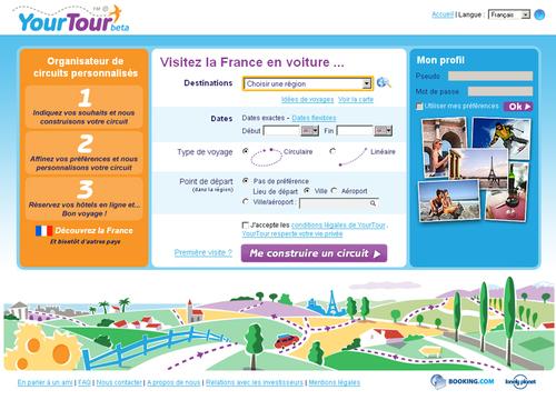 Yourtour.com : le nouveau moteur qui veut séduire les pros du tourisme