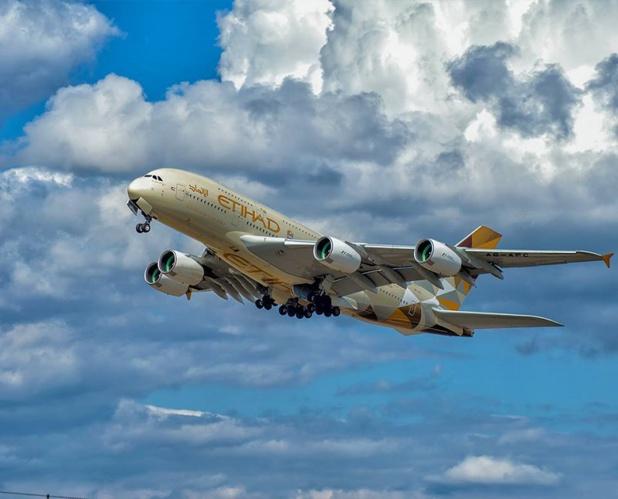 Prises de participation : Etihad est en effet amenée à faire les fins de mois de ces compagnies, dans lesquelles elle reste minoritaire, incapables, à quelques exceptions près comme Jet Airways, d'équilibrer leurs comptes - Photo Etihad Facebook