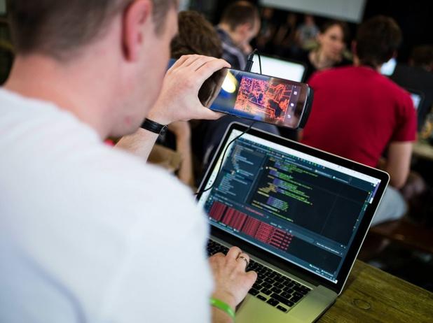 Les développeurs se serviront des API misent à leur disposition par les entreprises Sabre et SpeedMedia (c) Flickr : droidcon Global
