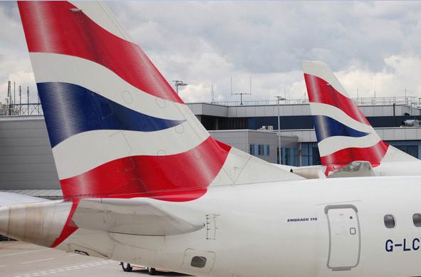 Le programme de vols de British Airways pourrait être perturbé par la grève des PNC du 16 au 19 juin 2017 - Photo : British Airways