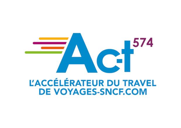 Voyages-Sncf.com mise sur les start-up en les accélérant avec ACT 574 (c) Voyages-Sncf.com