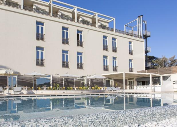 TUI vient d'ailleurs d'ouvrir à l'extrême sud de la Sardaigne, à quelques dizaines de kilomètres de Cagliari et près du village de Muravera, le premier Sensimar entièrement francophone - DR