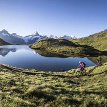 La Suisse à vélo : en route pour Berne et l'Oberland bernois