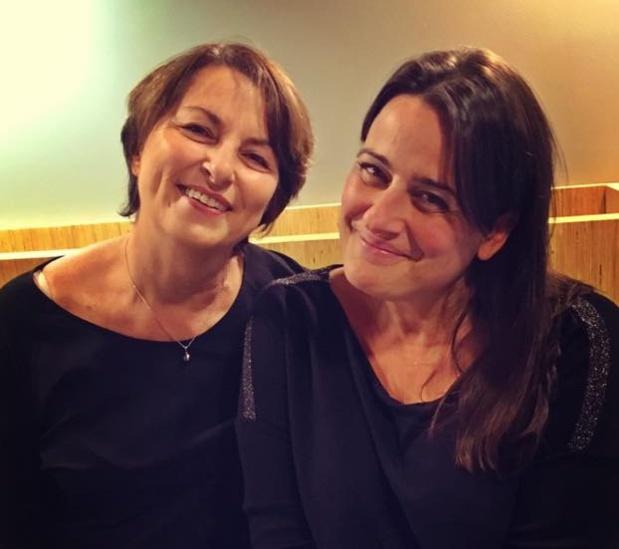 Marie-Joëlle Joubert et Carole Lana, fondatrices de l'agence Les Voyages selon Alfred - DR