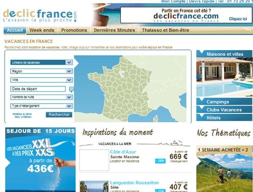 L'entreprise créée il y a huit ans par Yariv Abehsera, actionnaire à 76%  s'est  spécialisée dans la vente de produits France a travers son portail Declicfrance.com.