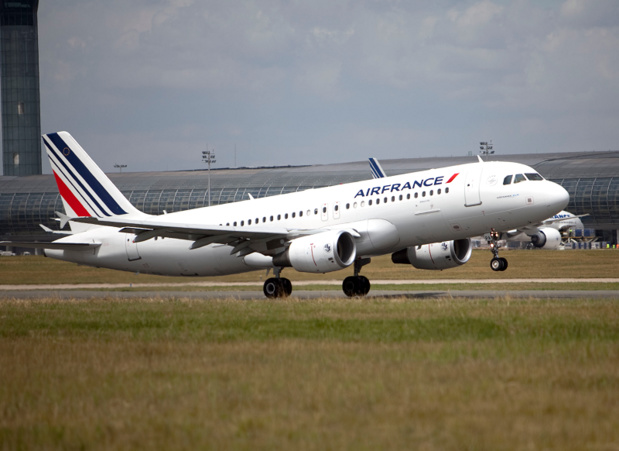 Photographe : Virginie Valdois Air France