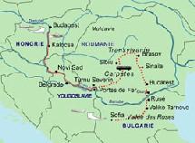 La Cordée Croisières : le Danube Oriental, la Transylvanie et la Vallée des Roses