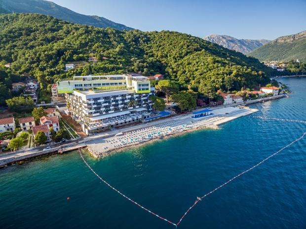 Le Top club Le Park donne un accès direct et privé à une plage aménagée - DR : TOP of Travel