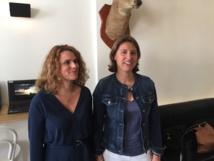 Mélanie Petrilli et Christine Bois-Beauval, d'Hurtigruten France © DR PG Tourmag
