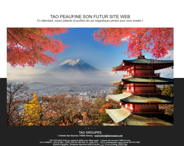 Tao Voyages : un nouveau groupiste B2B spécialiste de l'Asie