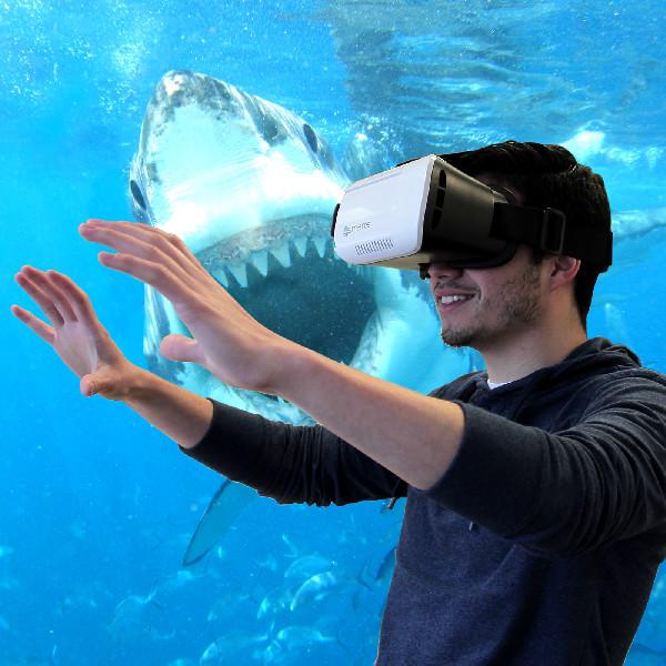 Les clients des Kappa Club vont pouvoir vivre des expériences en réalité virtuelle - Photo : Boomerang