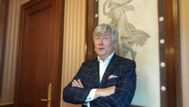 Passionné de géopolitique, Hervé Tribot La Spière a lancé Géopolis, des voyages géopolitiques en petits groupes - DR : M.S.