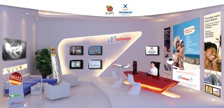 Go Voyages/Air Europa : challenge de vente sur l'Espagne