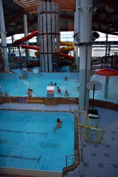 L'aqualand du Pribaltiyskaya