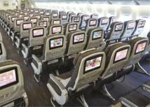 Les sièges de la classe économique offrent un plus grand espace pour les voyageurs. DR: EVA Air