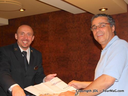 """IV - Pierre-Yves Canton : """"Nous allons nous focaliser sur le MSC Yacht Club..."""""""