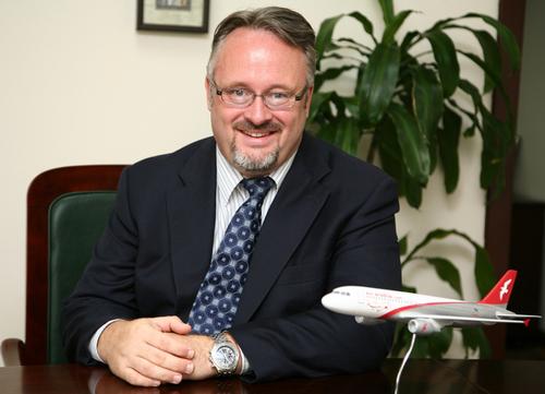 Air Arabia (Maroc) : Jason Bitter nommé Directeur Exécutif