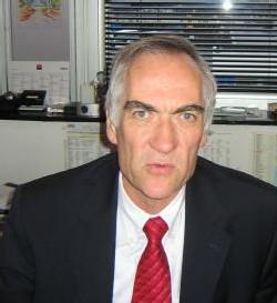 Denis Pollet, directeur de Voyages Auchan
