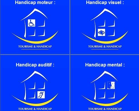 Le Cantal a élaboré une brochure avec les sites accessibles aux différents handicaps