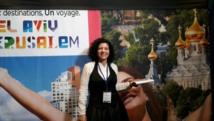 Lina Haddad, directrice de l'Office du Tourisme d'Israël
