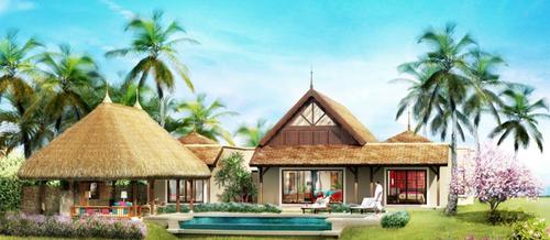 Plantation d'Albion : le Club Med inaugure sa première villa à l'Ile Maurice