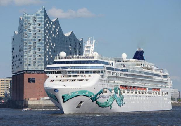 Le Norwegian Jade propose des itinéraires à partir du port de Southampton, UK. DR: NCL