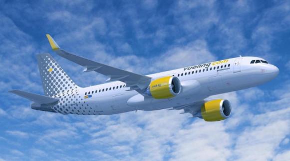 Vueling va ouvrir deux vols au départ de Lyon pour l'hiver 2017/2018 - Photo : Instagram/Vueling