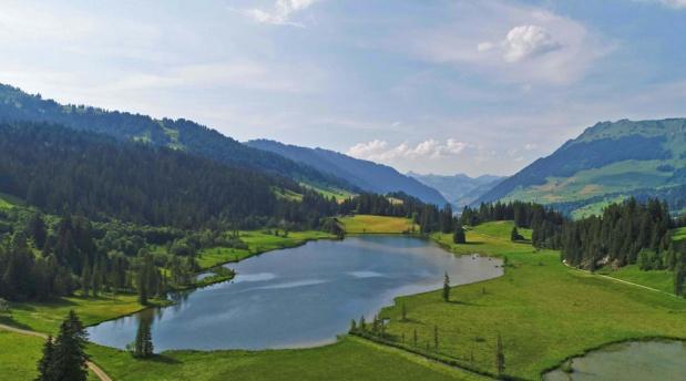 Lac de Lauennen ©TourMaG