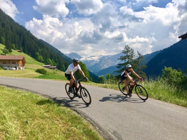 La Suisse bernoise à vélo – Road book de mi parcours