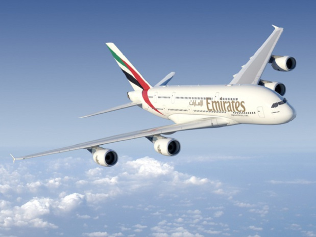L'ascension d'Emirates s'appuie grandement sur l'utilisation du gros porteur d'Airbus - Photo : Emirates