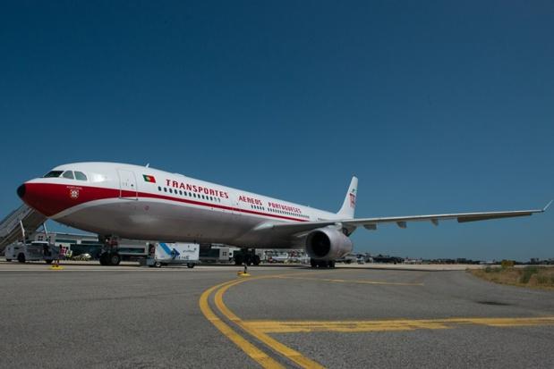 """Portugal"""" est l'un des quatre Airbus A330-300 que TAP recevra cet été. - DR"""
