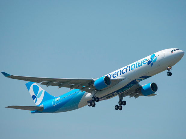 French Blue est la compagnie sœur d'Air Caraïbes - Photo : Facebook/French Blue