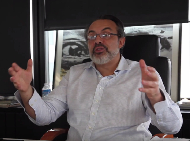 Jean-Pierre Nadir est le fondateur d'Easyvoyage - Photo DR